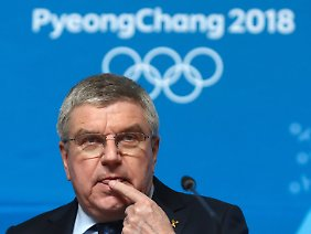 Russisches Staatsdoping? Thomas Bach.
