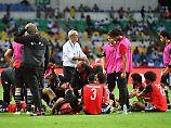 Der Sport-Tag: Ägyptens Fußballer wählen WM-Quartier in Krisenregion