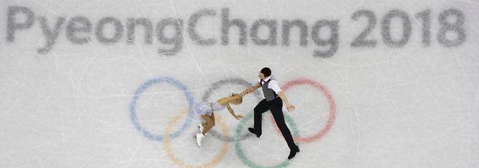 Spätestens jetzt sollte man lernen wie man Pyeongchang schreibt.