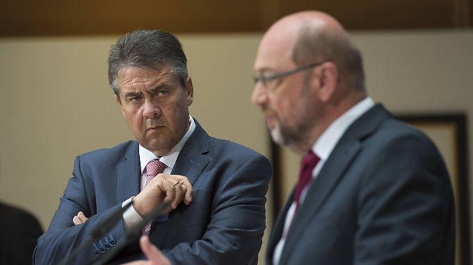 Auch in der CDU rumort es: Gabriel rechnet mit SPD-Führung ab