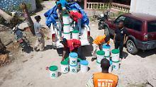 Orgien während Erdbebenhilfe: NGO-Mitarbeiter feiern Sexpartys in Haiti