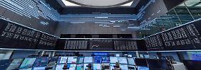 Der Börsen-Tag: Dax-Ampel steht wieder auf rot