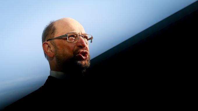Martin Schulz: Bedacht auf Macht?
