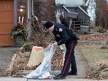 Sechs Leichen in Toronto: Gärtner soll Serienmörder sein