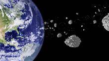 Ziemlich nah gekommen: Asteroid an Erde vorbeigerast