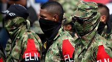 Kolumbien kommt nicht zur Ruhe: ELN-Rebellen starten Militäroffensive