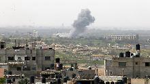 "Operation auf dem Sinai: Ägypten will ""Terrornester ausrotten"""