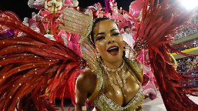 """""""Alle Sorgen einmal vergessen"""": Rio bebt zu Sambaklängen"""