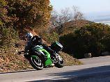 Die Kawasaki H2SX ist ein fahrender Superlativ.