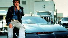 """Wiedersehen mit """"Knight Rider"""": David Hasselhoff hat eine Vision"""