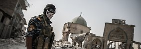 Nach dem Kampf gegen den IS: Irak liegt in Schutt und Asche