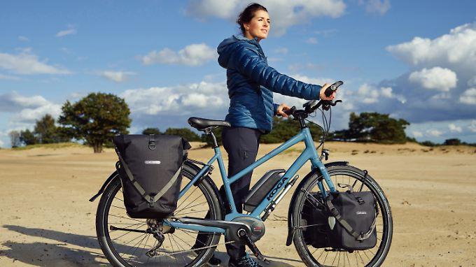 In der einfachsten Ausstattungsvariante kostet das Koga E-Worldtraveller-S gut 4300 Euro.