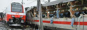 EC auf dem Weg nach Saarbrücken: Ein Todesopfer bei Zugunglück in Österreich