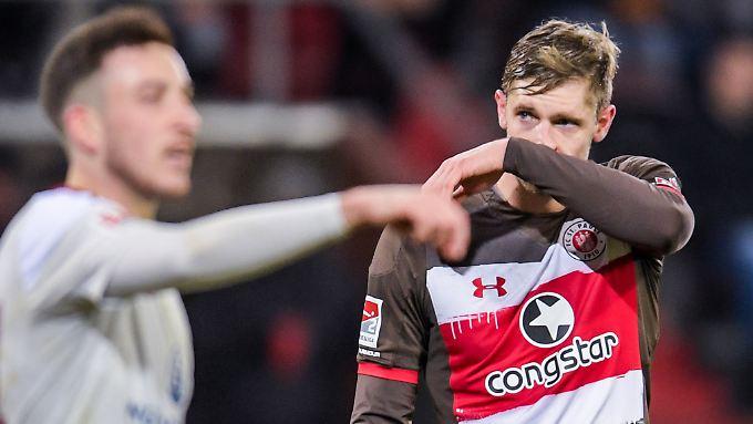 Paulis Lasse Sobiech: Mund abputzen, weiter machen ...