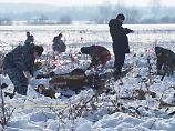 Flugzeug-Unglück bei Moskau: Vereisung führte wohl zu Jet-Absturz