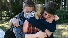 17 Tote an Highschool in USA: Ex-Schüler richtet Blutbad an