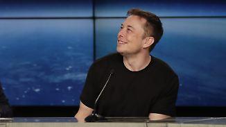 Erhoffte Einnahmen für Mars-Mission: Elon Musk steigt ins Breitbandgeschäft ein