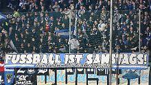Der Sport-Tag: DFL stellt Montagsspiele schon wieder infrage