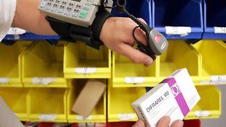 Richtungsweisendes Urteil erwartet: Darf Hüffenhardt seinen Medikamenten-Automaten behalten?