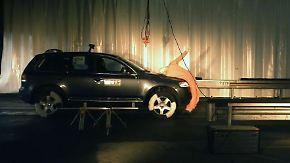 Günstiger, gelenkiger, genauer: Neuer Crashtest-Dummy soll menschlicher sein