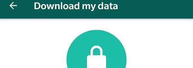Facebook rückt die Daten raus: Whatsapp erhält wichtiges Update