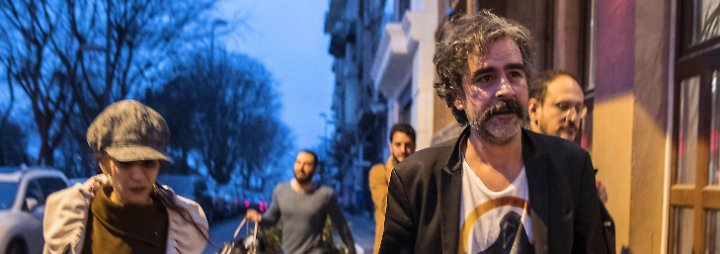 """367 Tage Haft in der Türkei: Yücel spricht über Freilassung mit """"bitterem Nachgeschmack"""""""