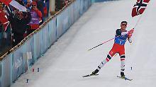 Norwegen mit Staffel-Gold vorne: Team D gibt Führung im Medaillenspiegel ab