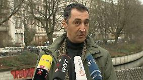 """""""Als ob der Leibhaftige gekommen wäre"""": Özdemir steht wegen Türkei-Delegation unter Polizeischutz"""