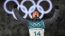 Biathlon-Krimi gegen Fourcade: Schempp verfehlt Olympiagold um Zentimeter