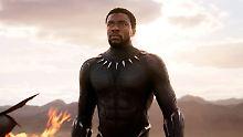 """Oscarverdächtig?: """"Black Panther"""" bricht Rekorde zum Kinostart"""