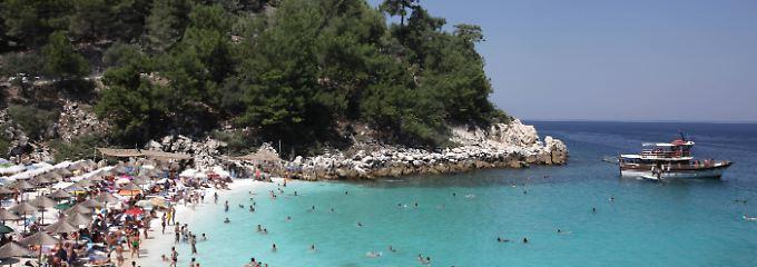 Griechische Insel ohne Trubel: Ruhiges Thassos ist eine Alternative zu Kreta