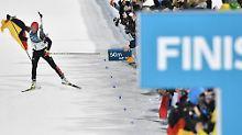 Das bringt der Olympia-Dienstag: Biathleten wollen sich zu Gold mixen