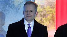 Korruptionsverdacht in Lettland: Notenbankchef kommt vorläufig frei