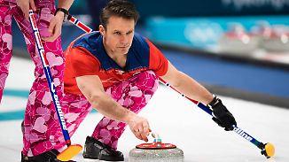 Curling-Phänomen Thomas Ulsrud: Das Fitnessmonster mit der Herzchenhose