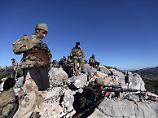 Kampf gegen Kurden in Syrien: Türkei beschießt Afrin
