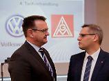 Ringen um Haustarif bei VW: IG Metall schaltet auf stur
