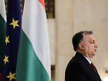 Empörung im Ausland: Ungarn berät Anti-NGO-Gesetze