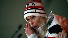 Olympia-Abschied ins Ungewisse: Vonn deutet ihre Erfolgsgeschichte um