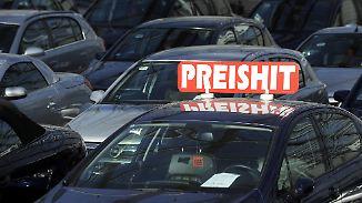 """""""Eine kleine Sonderkonjunktur"""": Wie Fahrverbote den Autokonzernen helfen"""