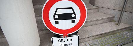 """Fahrverbote für Diesel-PKW: """"Heimlich drücken Politiker uns die Daumen"""""""