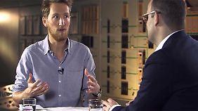 Talk Spezial: Zu Gast: Jens Spahn