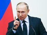 Nein? Doch! Vielleicht ...: Washington prüft neue Russland-Sanktionen