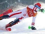 """Favoriten-Debakel im Slalom: Hirscher hadert mit dem """"Scheißgefühl"""""""