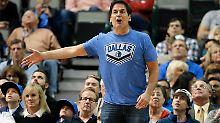 """Der Sport-Tag: NBA bestraft Dallas-Boss nach """"Tanking""""-Aussage"""