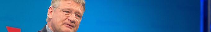 Der Tag: 11:30 Auch Meuthen ist offen für Pegida-Kooperation