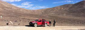 Atacama-Wüste liefert Hinweise: Leben auf dem Mars scheint möglich