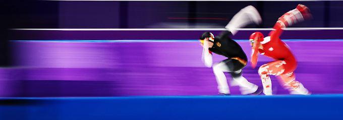 Das bringt der Olympia-Freitag: Ihle träumt, Biathleten wollen Revanche