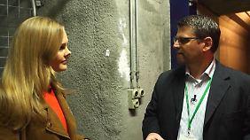 """Startup News: Michel Streiff, Deltalis: Bitcoin-Bunker """"ist hermetisch abgeriegelt"""""""