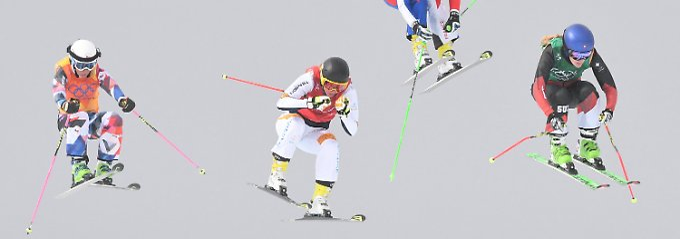Eichinger früh raus: Kanadas Damen triumphieren im Skicross