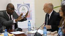 Nach Missbrauchsvorwürfen: Oxfam darf in Haiti vorerst nicht arbeiten